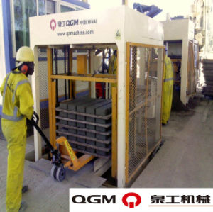 QGM Interlock Paving Machine (QT6-15) pictures & photos