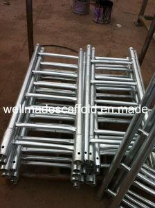 Steel Ladder|Cuplock Ladder|Cuplock Scaffolding|Unilock Scaffold|Scaffolding Ladder pictures & photos