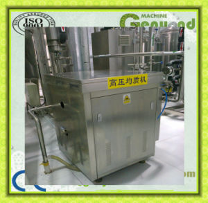 Hot Sale Milk High Pressure Homogenizer pictures & photos