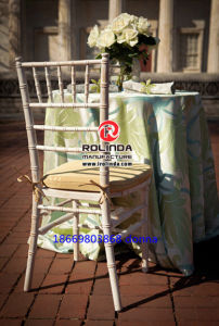 Rental Wooden Wedding Silla Tiffany Chair pictures & photos
