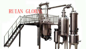 Low Temperature Extraction Machine for Senstive Herbs pictures & photos