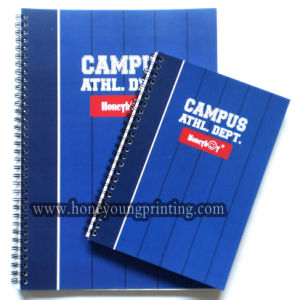 Customized Print Agenda Spiral Notebook