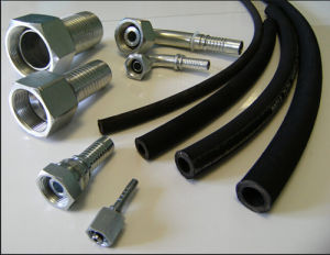 Designed Hydraulic Hose for High Pressure Industry pictures & photos