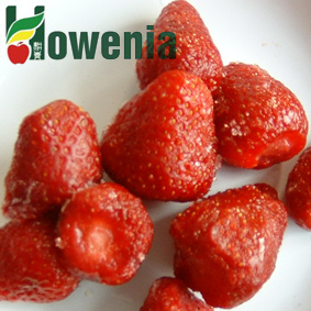 100% Natural IQF Strawberry Whole/Slice