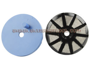 Metal Floor Polishing Pad for Concrete pictures & photos