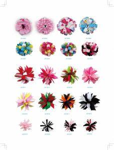 Mix Color Ribbon Ball Hair Bows