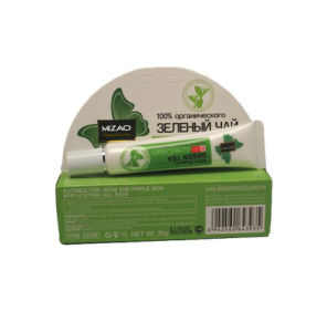 100% Organic Green Tea Acen Cream pictures & photos