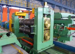Slitting Line Longitudinal Shearing Machine pictures & photos