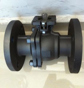 Forged Steel Anti-Fire Ball Valve (Q41F-DN100-PN16) pictures & photos