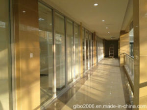 Glass Partition Walls/ Glass Wall for Hotel, Restaurant, Showroom, Shopping Mall pictures & photos