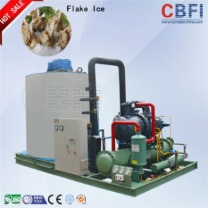 Automatic Ice Raking System with Auto-Storage Flake Ice Machine for Concrete Project pictures & photos