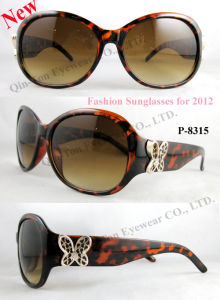 Fashion Women Sunglasses P-8315 Butterfly