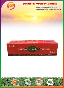 King Size Filter Tips with Box Packing pictures & photos