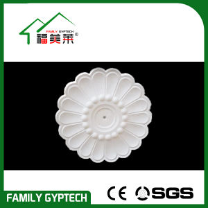 Gypsum Medallion for Interior Decoration pictures & photos