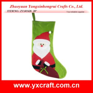 Christmas Decoration (ZY14Y628 20′′) Christmas Candy Stocking pictures & photos