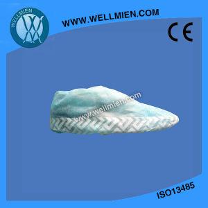 Disposable Non-Woven Medical Non-Slip Shoe Covers pictures & photos