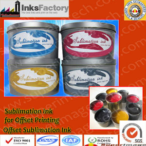 Sublimation Ink for Offset Printing Press pictures & photos