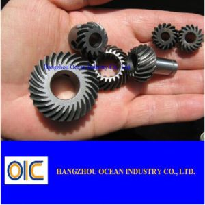 Micro Steel Bevel Gear Pinion pictures & photos