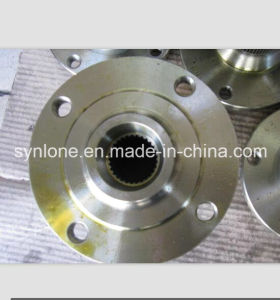 Carbon Steel Flange Plate Casting Wheel, Flange Machining Accessories pictures & photos