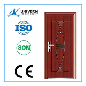 Cheap High Quality Security Steel Door pictures & photos