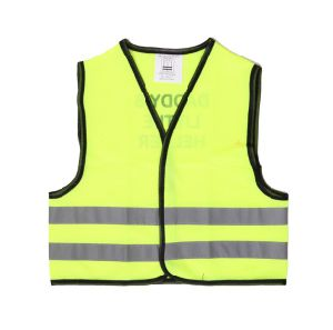Safety Reflector Vest with Reflector Tape (TR-BX-006)