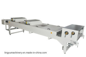 Powder Coating Mass Production Cooling Crusher Belt/Band pictures & photos