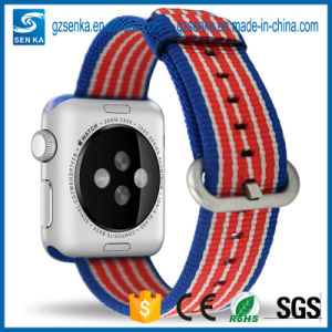 Wholesale Watch Strap Nylon Watch Bands Replacement for Apple pictures & photos