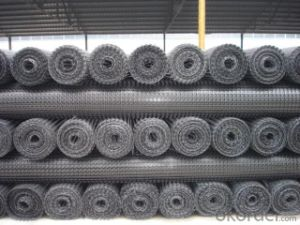 Reinforcement Biaxial Plastic Geogrid/ Uniaxial PP Geogrid pictures & photos
