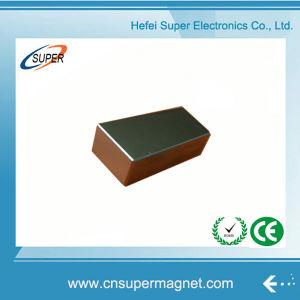 Hottest Sale N48 Neodymium Motor Block Magnets pictures & photos