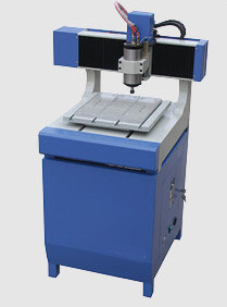 Mini CNC Machine for Engraving and Cutting with Rotary Attachment pictures & photos