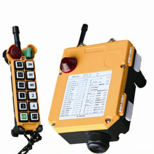 F24-12D European Standard Radio Crane Remote Control pictures & photos