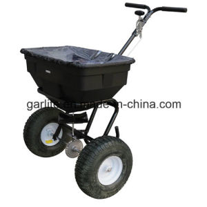 56kgs Walk-Behind Spreader with Ce pictures & photos