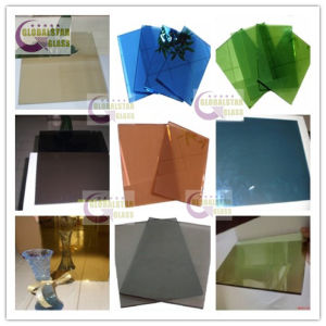 Tinted Reflective Glass Price 4mm, 5mm, 5.5mm, 6mm, 8mm, 10mm, 12mm pictures & photos