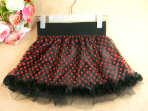 Fashion Pleated Skirt