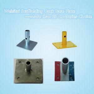 Steel Scaffolding Jack Base Plate
