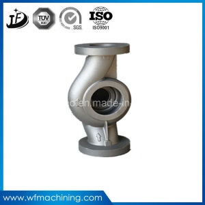 OEM Precision Casting Foundry Bronzen/Iron/Steel Valve Part for Agricultural Machinery pictures & photos