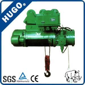 2 Ton Building Explosion-Proof Electric Wire Rope Hoist with Top Limit pictures & photos