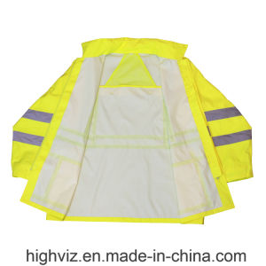 Safety Rainwear with ANSI107 (RW-001) pictures & photos