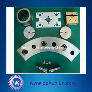 Various CNC Machining Parts According to Customer Orders