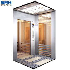 Smooth Ride Popular Passenger Lift for Sale pictures & photos