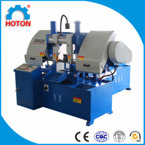 CNC Double Column Band Saw Machine (Metal Bandsaw GHS4228) pictures & photos