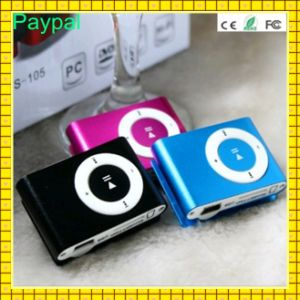 High Quality Digital Player Clip Mini MP3 (gc-m002) pictures & photos