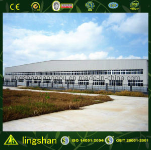 Low Cost Factory Workshop Steel Building (LS-S-088) pictures & photos