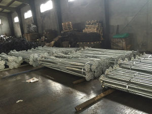 Q235 Stainless Steel Ground Anchor, Screw Pile, Ground Screw Anchor pictures & photos