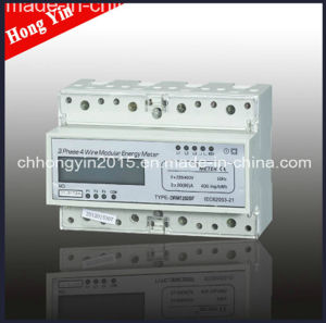 DRM1250sf Prepaid Function DIN-Rail Watt Meters pictures & photos