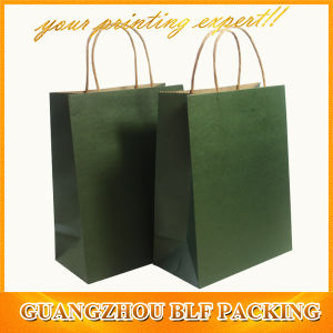 Design Recycled Kraft Paper Bags (BLF-PB144) pictures & photos