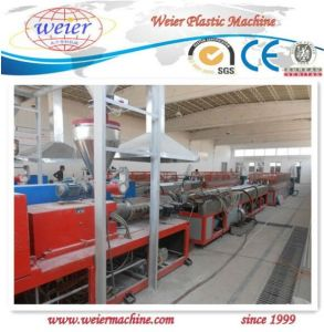 PVC Profile Window Door Plastic Extruder Machine Production Line pictures & photos