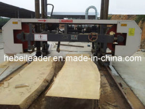 CNC Log Carriage Horizontal Band Saw Blade Machine (MJ3713/MJ3706/MJ3706B) pictures & photos