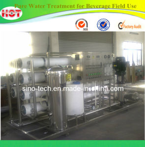 Pure Water Treatment for Beverage Field Use pictures & photos