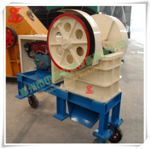 Factory Price Small Mini Portable Laboratory Lab Diesel Engine Molybdenum Stone Rock Ore Limestone Jaw Crusher Machine for Sale